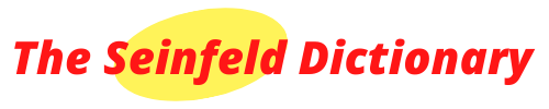 The Seinfeld Dictionary logo